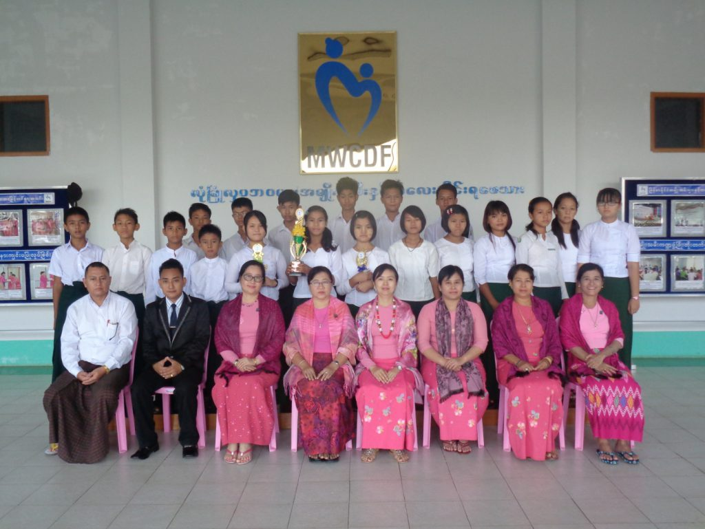 english training MWCDF