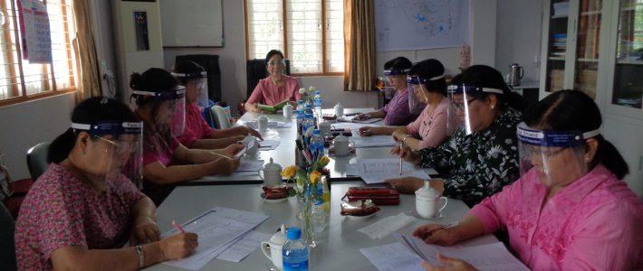 (၃၉)ကြိမ်မြောက် CEC Meeting ပြုလုပ်ခြင်း
