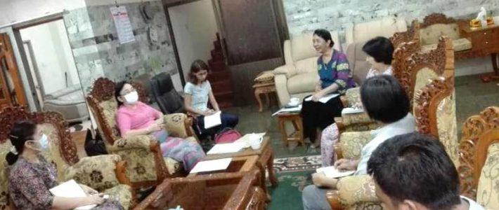 ရန်ကုန်၌ CEC Meeting ဆွေးနွေးခြင်း